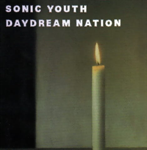 Sonic Youth Daydream Nation (Russische Pressung), 1988